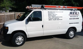 Electrical Contractors Wilmington NC